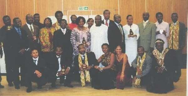 12 Ghanaian Companies in the UK honoured