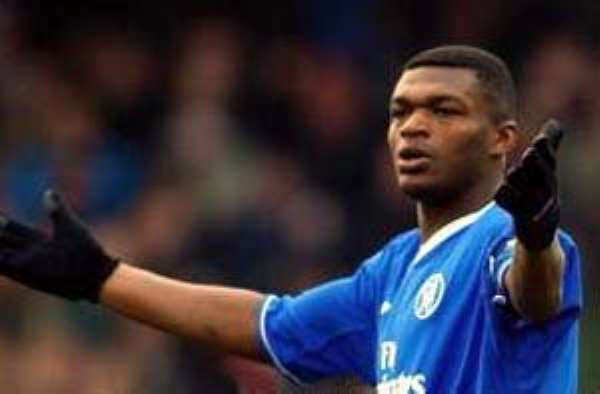 Marcel Desailly in Action
