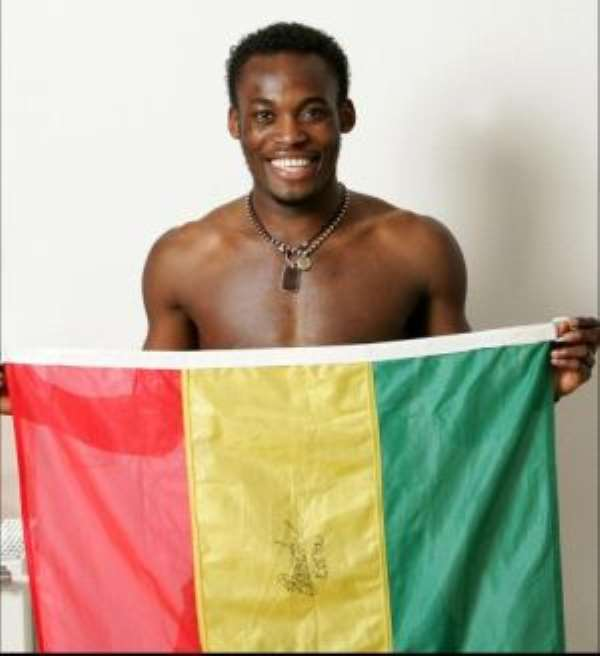Essien ecstasy over World Cup