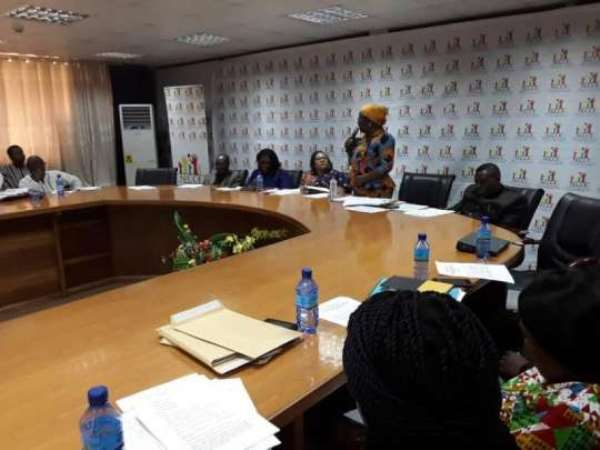 Local Government Ministry Engages NCCE