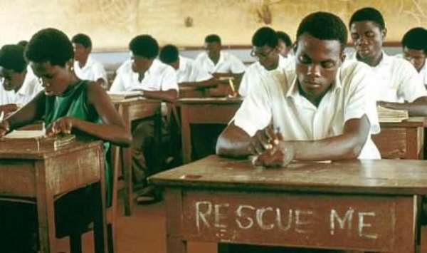 Indiscipline in Ghana on my mind
