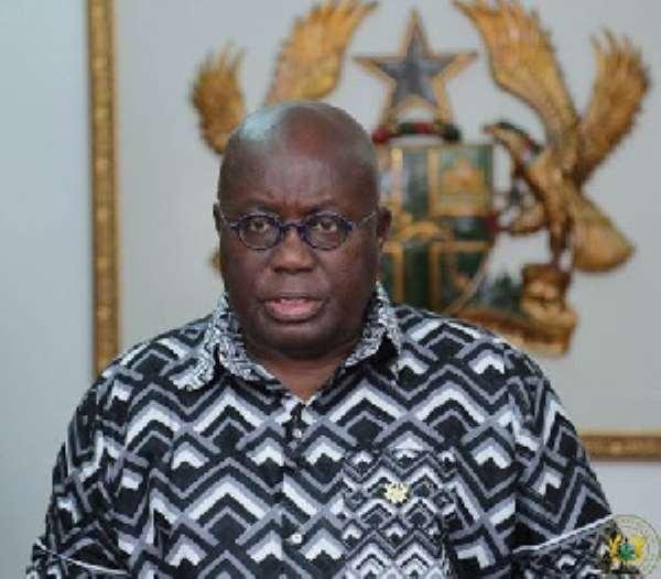 Akufo-Addo Sacks Two Local Gov't Officials