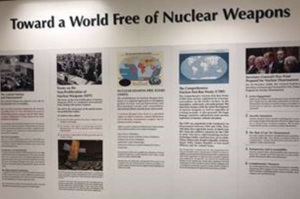 A Nuclear-Free World Is Crucial For Sustainable Development
