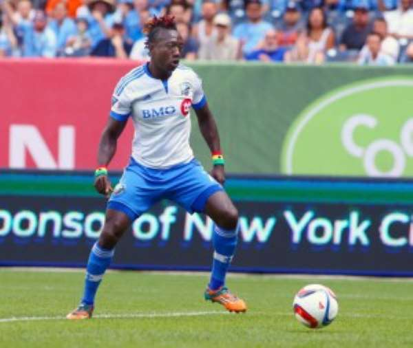 San Jose Earthquakes Sign Dominic Oduro From Montral Impact In Swap Deal For Amarikwa