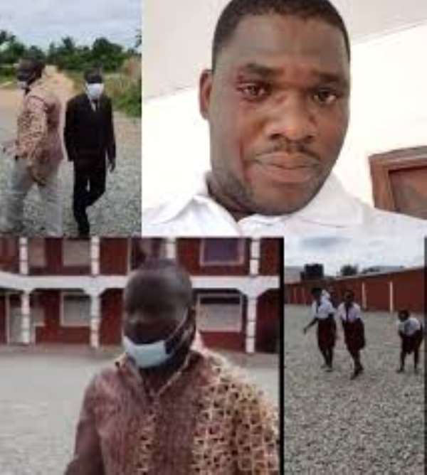 Student Violence: Management Of Bright SHS Apologises For Students' Misconduct