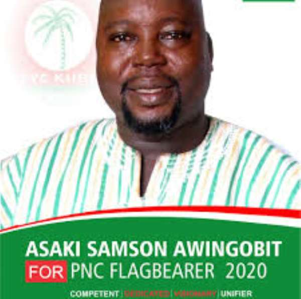 Flagbearer Hopeful Samson Awingobit Is A Disgrace, Unfit And Not Worthy — Greater Accra PNC
