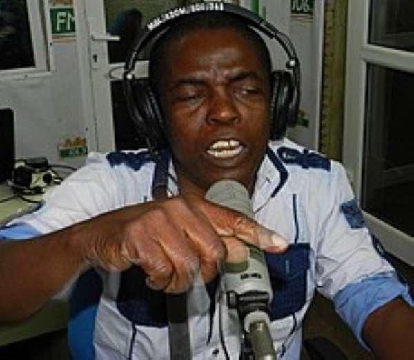 Kwesi Pratt Jnr Must Rise Above His Falling Standards.