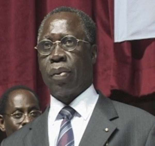 Grave Doubts About Osafo-Maafo's Award