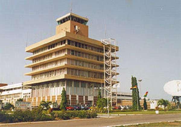 Ghana: Chaos at Kotoka Airport