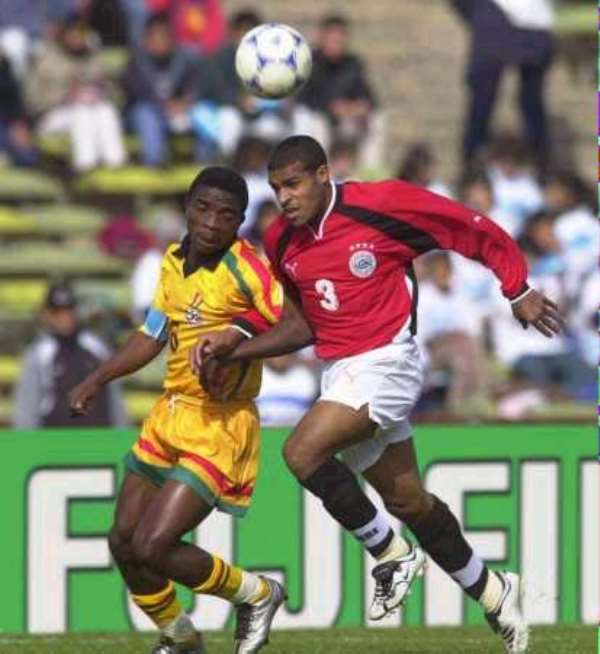 Pappoe To Miss Ghana-DR Congo Match