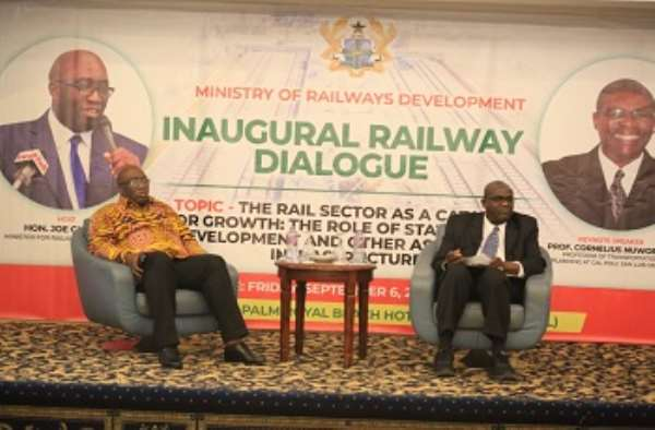Railway Ministry Launches Dialogue Series To Engage Public