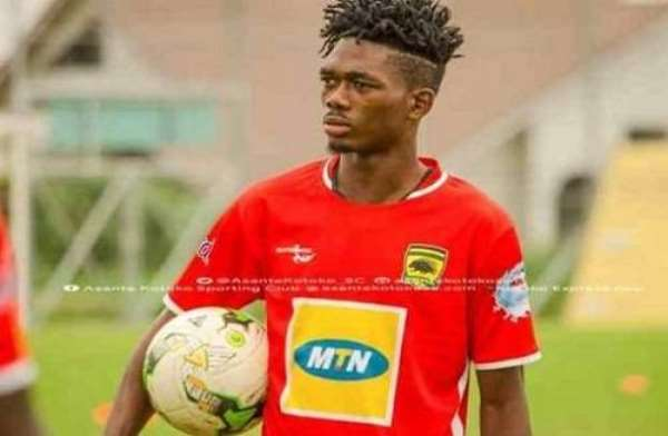 Empem Dacosta Is No Longer A Player Of Kotoko – Player's Manager Declare