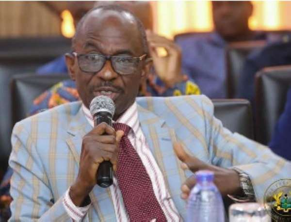 Accept Responsibility For Massive Corruption Under Your Gov't – Asiedu Nketia To Akufo-Addo