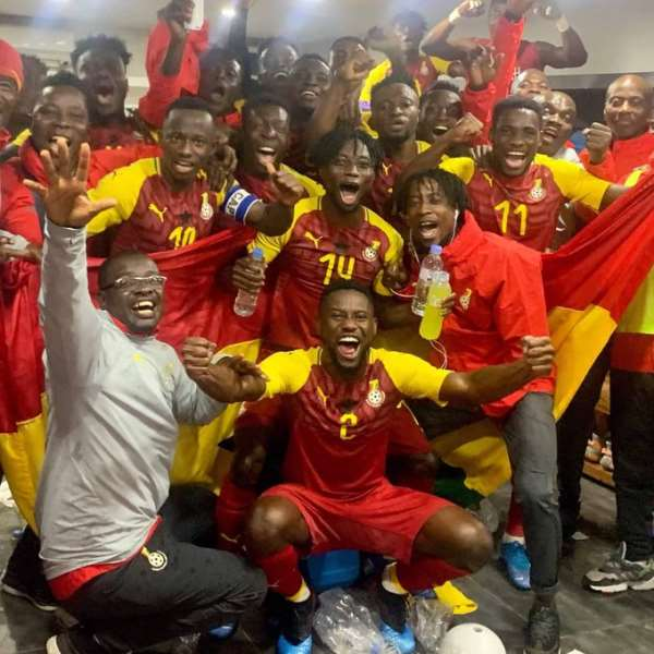 Andre Ayew Praises Black Meteors For Qualifying For CAF U-23 Games In Egypt