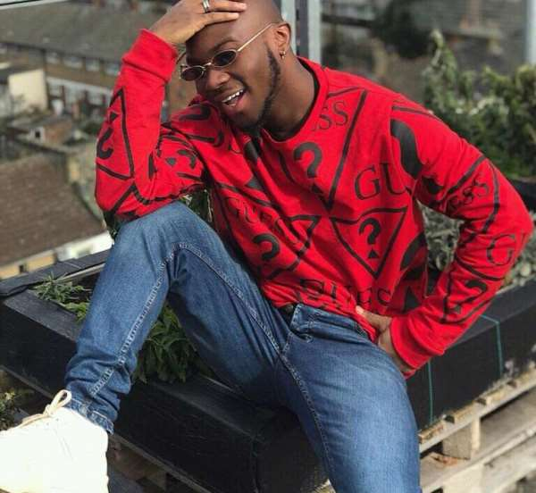 I Want To Make My Own Big Shoes — King Promise
