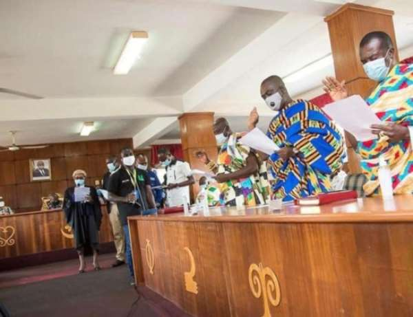 Bono East Region Officially Gets House Of Chiefs