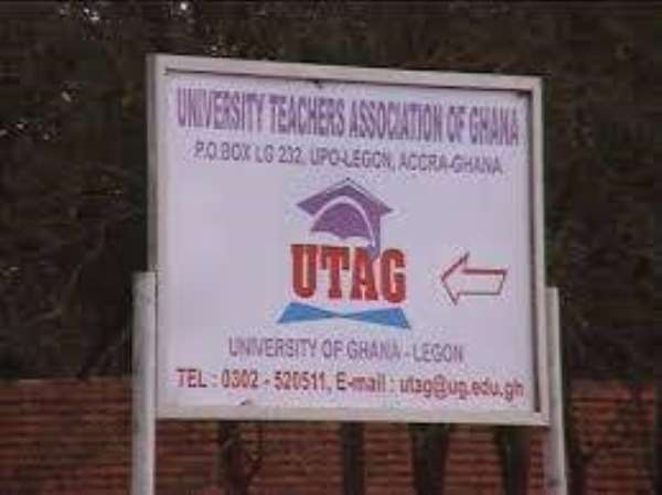 UTAG Threatens To Lay Down Tools Over Unpaid Book and Research Allowances