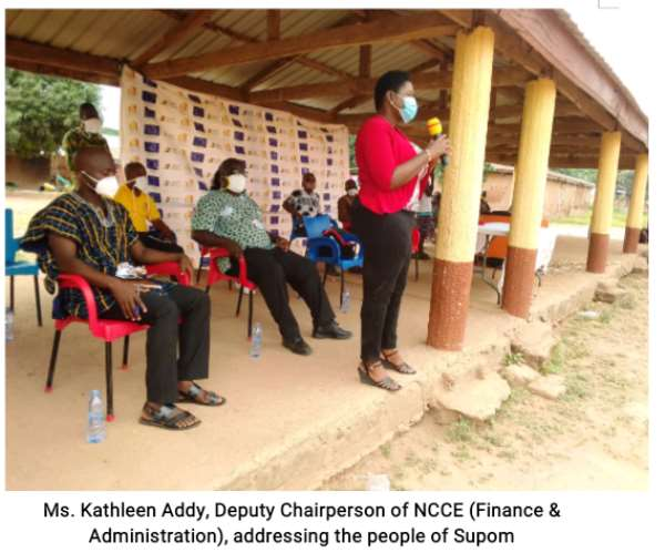 """""""We Need Network"""", New Kyeiase Residents Appeal To Telcos"""