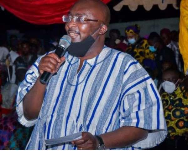 Give Akufo-Addo Four More To Do More For Savannah Region – Bawumia