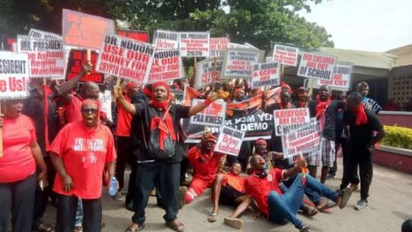 Aggrieved Customers Of Collapsed Fund Managers Arrested Over Demo At Finance Ministry