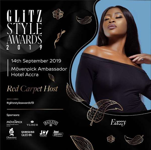 Eazzy Announced As Red Carpet Host For The 2019 Glitz Style Awards