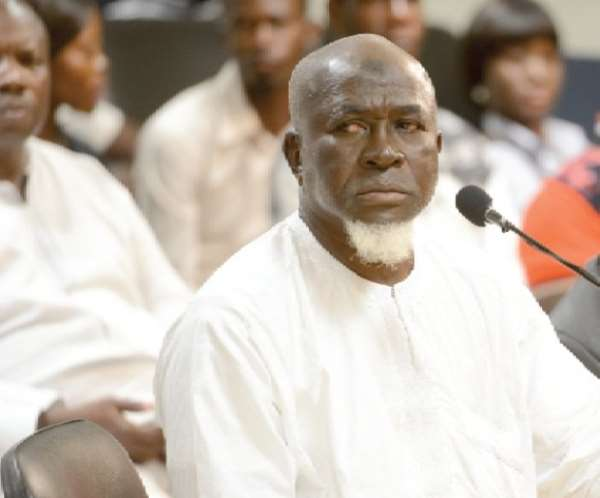 """My Family Has Advised Me To Pull Out Of GFA Race"" – Alhaji Gruzah"