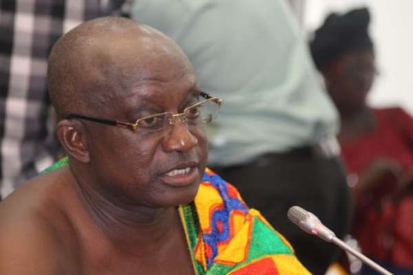 2020 Elections: Minister Simon Osei Mensah Garners Support For NPP