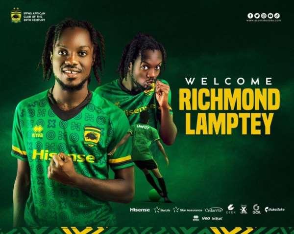 Richmond Lamptey