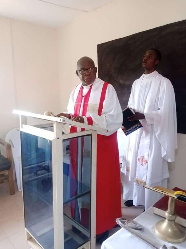 Osun 2022: Bishop Cautions Factions Within The Ruling Party