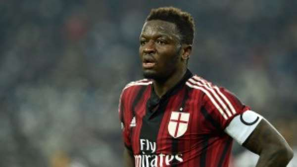 Italian side Cagliari back for free-agent Ghanaian star Sulley Muntari