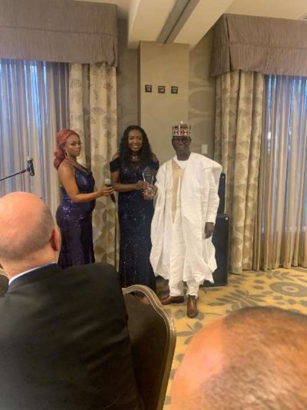 Nollywood:  NFVCB Chief ,two others honoured at TINFF in Canada