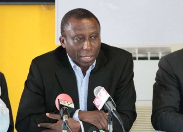 IAAF Certify GAA Elections, Congratulate Prof. Francis Dodoo