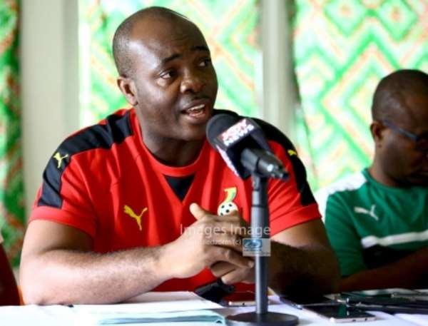 Ghana's Minister for Youth and Sports, Hon. Isaac Kwame Asiamah