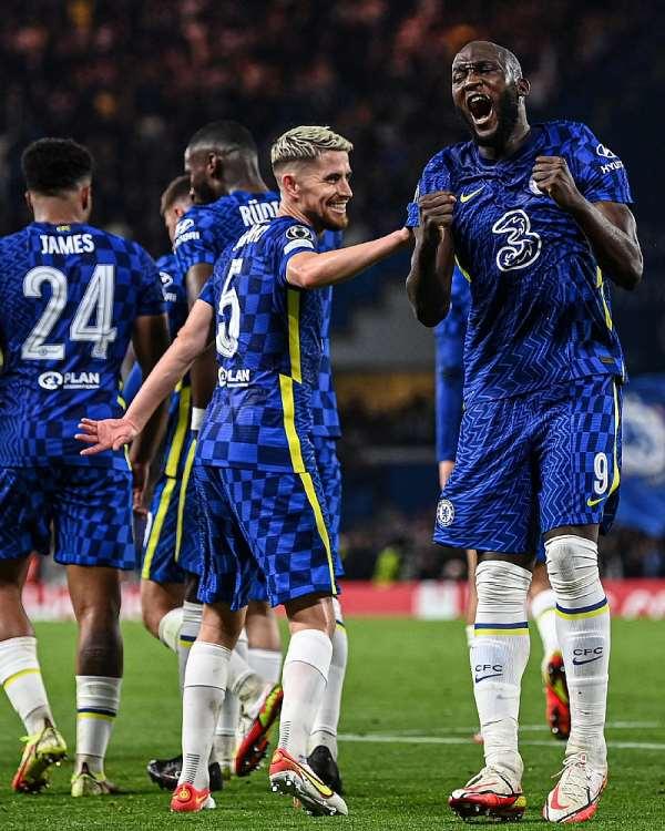 UCL: Lukaku strikes again as Chelsea beat Zenit St Petersburg