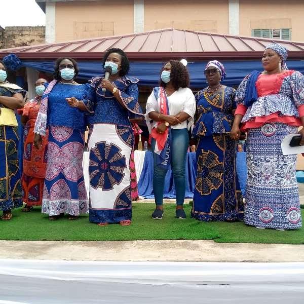 NPP women battle ready for 'break the 8' agenda — Central Regional Minister