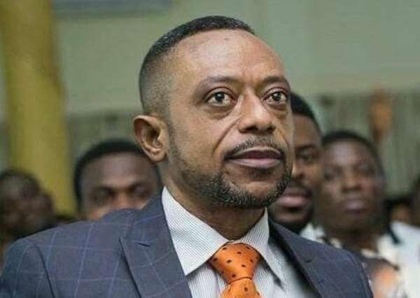 'Forgive Owusu Bempah, he helped you to win power' — Nigel Gaisie to NPP