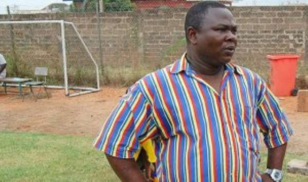 Wa All Stars condemn physical attack on Aduana Stars chief Albert Commey