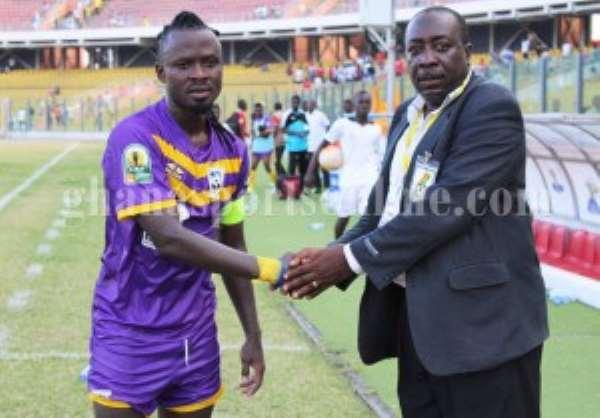 Medeama skipper Malik Akowuah man-of-the-match in Hearts win