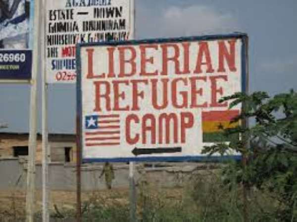 Can The Free What3words App Finally Help Catch-All Gomoah Buduburam's Camp Liberia's Criminal-Types?
