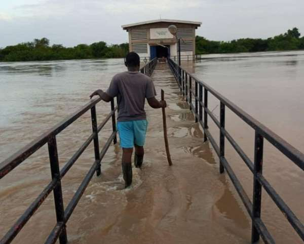 Bagre Dam Spillage: Nawuni Water Plant To Shut Down