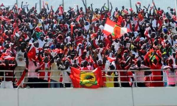 Kotoko Supporters Chairman For Circle 8 Suspended Over Unacceptable Comments On Radio