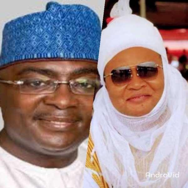 Sempe Muslim Akwashongtse mourns with Bawumia