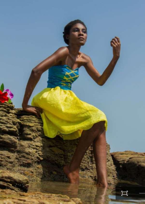 Human Mannequins: Sarah Ayim Talks Vlisco Experience & Fitting Models