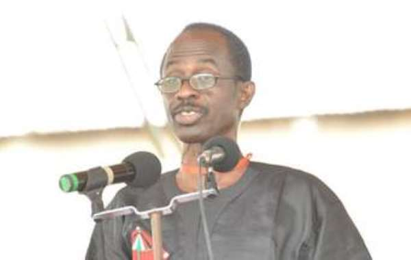 Laws of politics and chieftaincy inconsistent: Desist from politics-Nketia to Chiefs