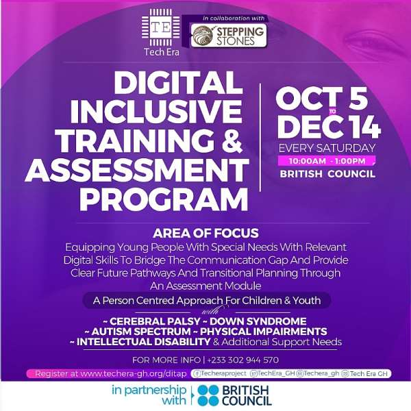 Tech Era To Organise Digital Inclusion Program For Children & Youth With Disabilities