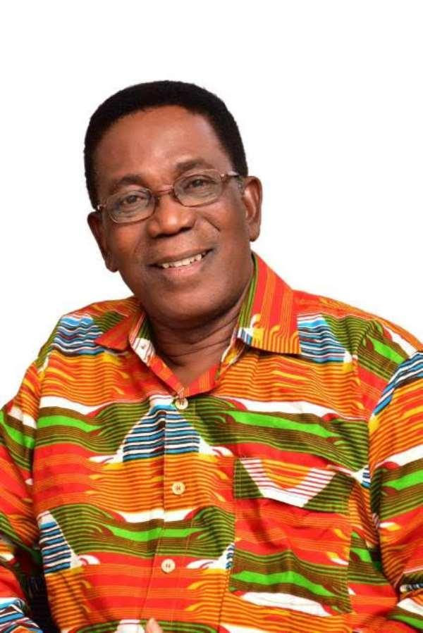Prof.Kwesi Yankah VisitsBECE Centers In Agona East