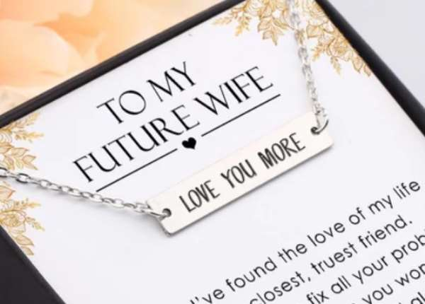 A Night Promise To My Future Wife