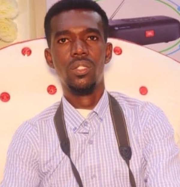 Journalist Mohamed Abdiwahab Nuur