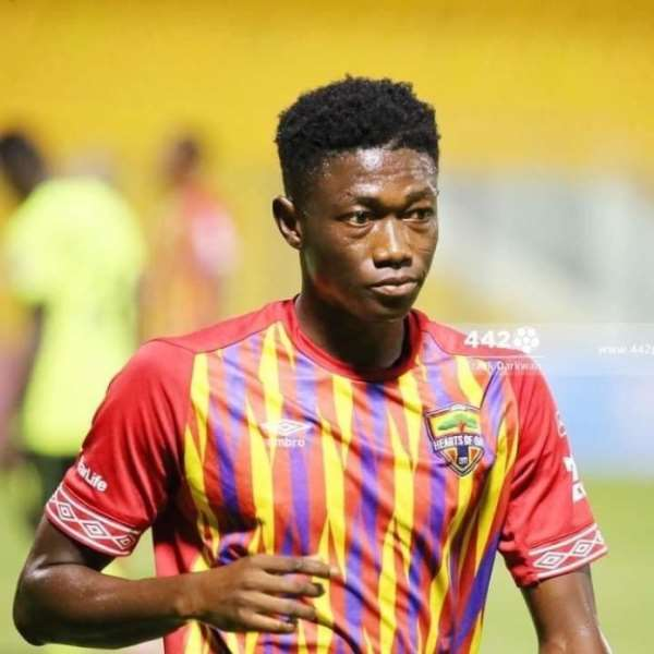 Midfielder Abdul Manaf part ways with Hearts of Oak; set to join GPL newcomers RTU