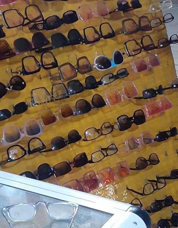 Sunglasses: What we ignore